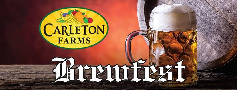 Brew Fest Carleton Farm