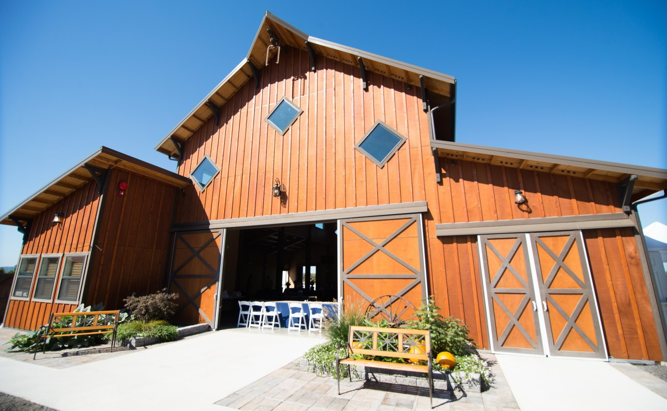 Carleton Farm Wedding Barn